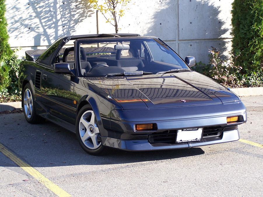 1989 Toyota Mr2 Super Edition